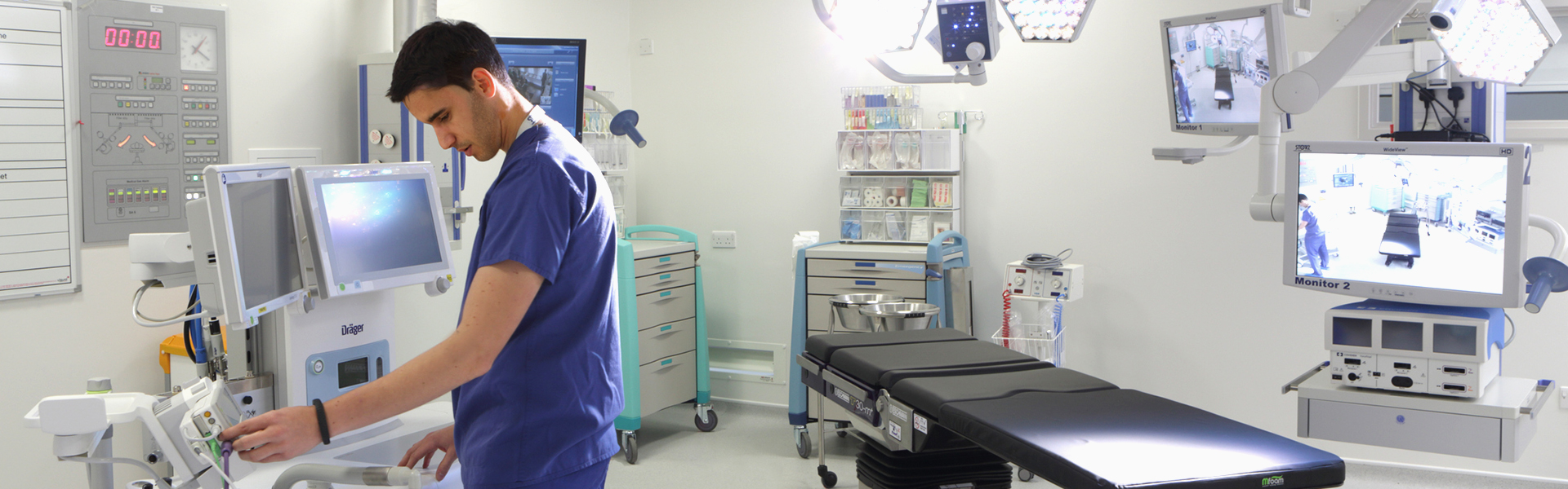 Foto: Real Time Staff & Asset Location Systems for hospitals. Optimise your operations, drive efficiencies and save money.